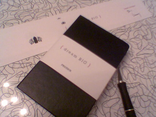 PRIMER Moleskines with Custom Bellybands | by lotoole3