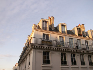 A snippet of Parisian skyline | by jennifermnewell