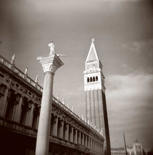 Campanile | by J.T.R.