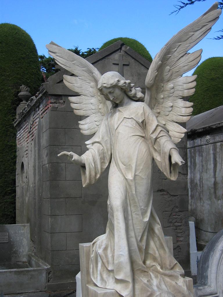 Angel Statue Ryan Greenberg Flickr