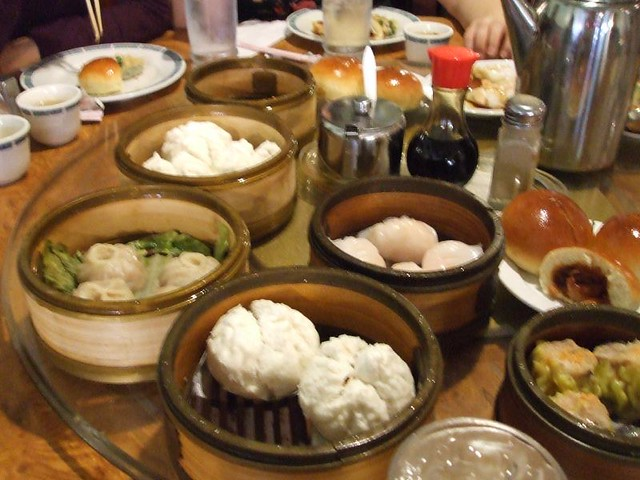 dim sum at jade garden in seattle by ocha neko - Jade Garden Seattle