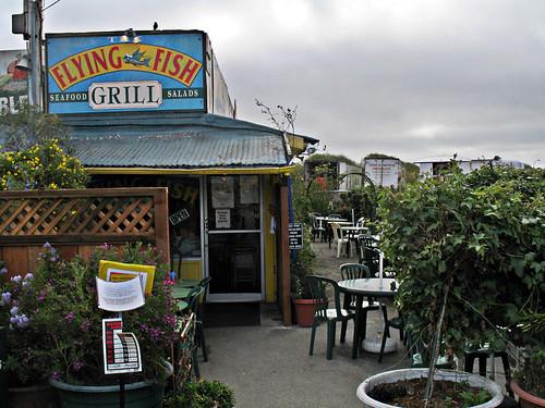 Flying Fish Restaurant Oak Island Nc