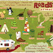 Roadside Attractions Map