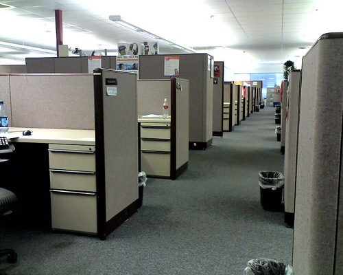 Used Office Cubical Partitions Rhode Island