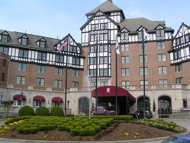 Hotel Roanoke And Conference Center
