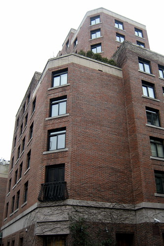 NYC - Greenwich Village: D'Agostino Hall | by wallyg