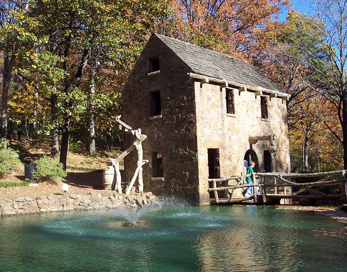 The Old Mill In North Little Rock Arkansas Here S Some
