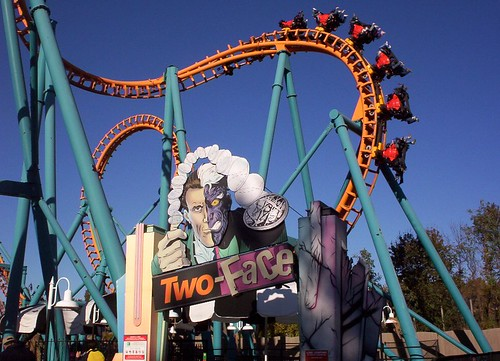 Two-Face: The Flipside | by The Coaster Critic