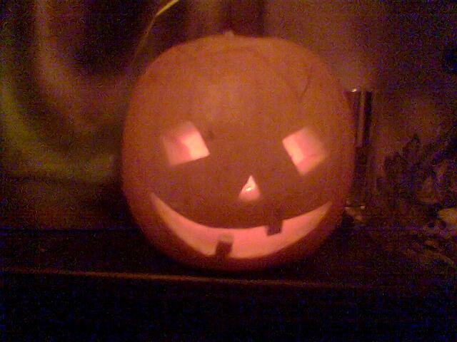 cute pumpkin face art i m proud of lubilou flickr