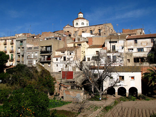 mont roig the town of mont roig where joan miro the catal flickr