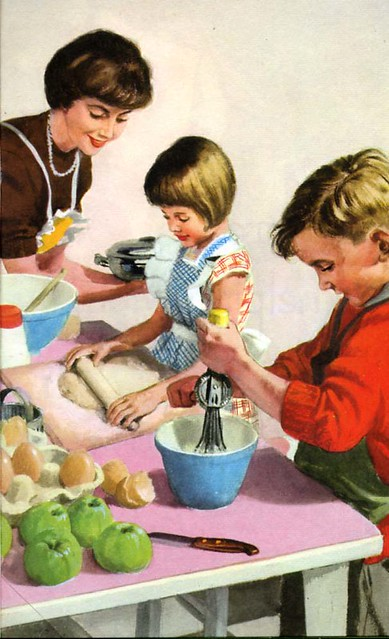 vintage ladybird books 39 helping at home 39 an image from 39 he flickr. Black Bedroom Furniture Sets. Home Design Ideas