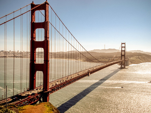 The Golden Gate | by Cynthia E. Wood