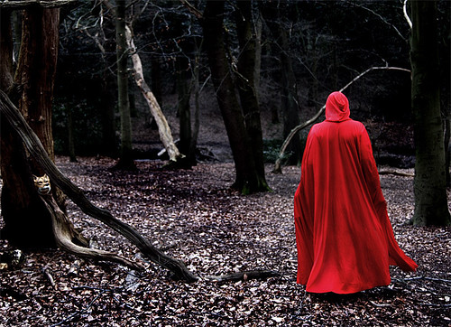 Little Red Riding Hood II | by Maria K Steinsson