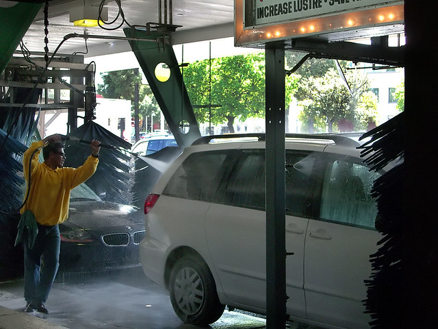 Brushless Car Wash Okc