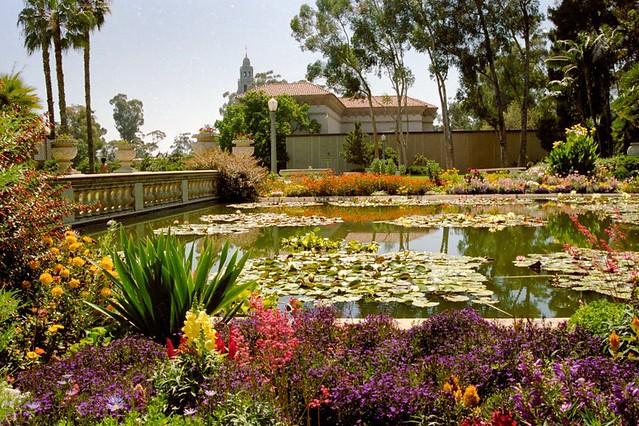 Park Als Tuin : 1990 35 san diego botanische tuin balboa park usa flickr