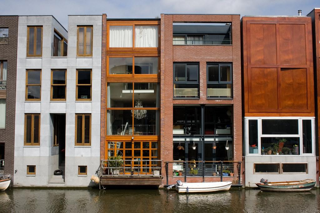Row Houses Borneo Island Amsterdam Johan Nilsson Flickr