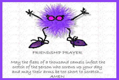 Friendship Prayer Flea Text Leggs Flickr