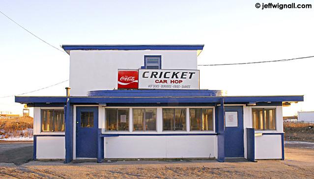 Cricket Hot Dog Stand Stratford Ct