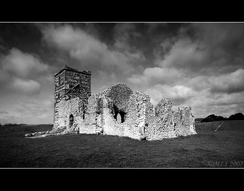 Knowlton Church | by Mia Lewis Images