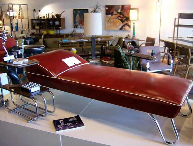 Amazing art deco chaise lounge taken april 27 2007 at - Deco gezellige lounge ...