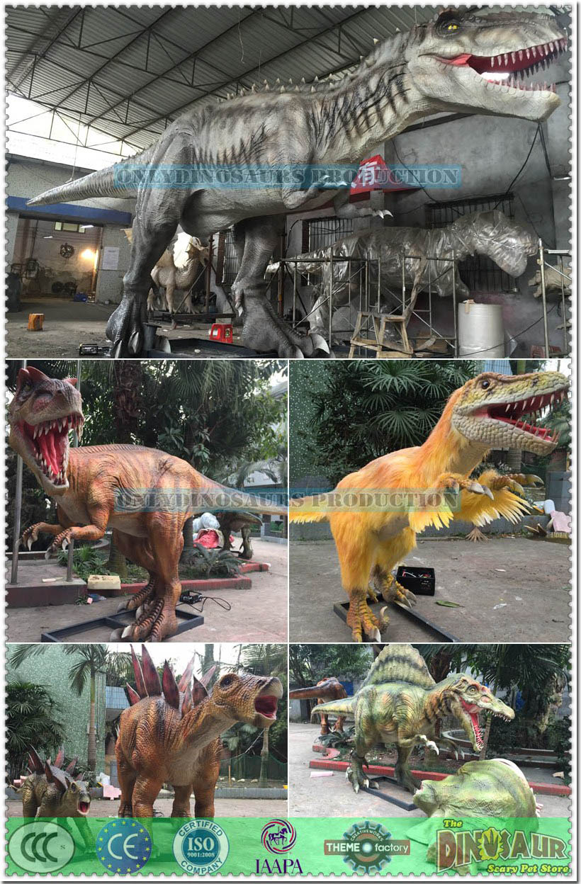 Customize Dinosaur Animatronic