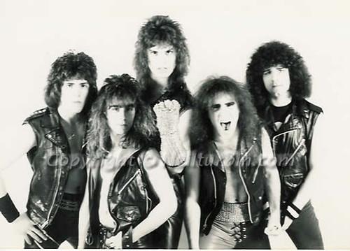 Overkill Anthrax Tour