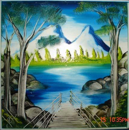 Pintura em azulejo pinturas em azulejos interessados - Pintura para azulejos ...