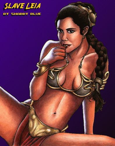 Amidala and leia porn