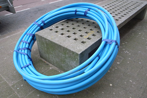 blue tubing | by milov