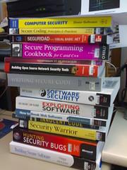 Libros sobre desarrollo seguro