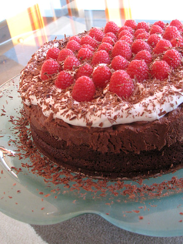 Double Chocolate Torte | by maiathetree