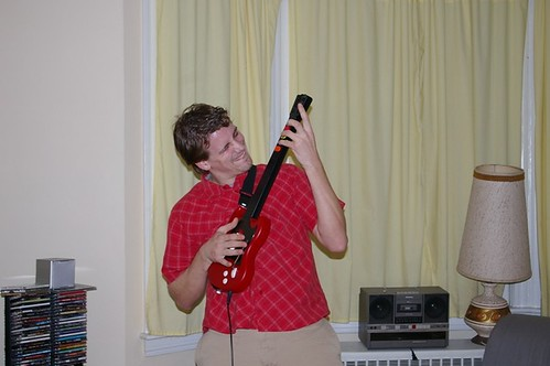 Peter+Guitar Hero=Sweet Power Stance | by the.barb