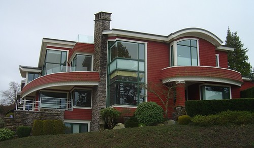 Modern house in vancouver a modern house design at puget for Modern home design vancouver bc