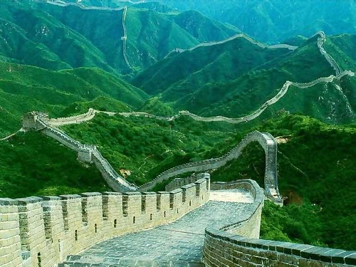 Great Wall | by Niicss