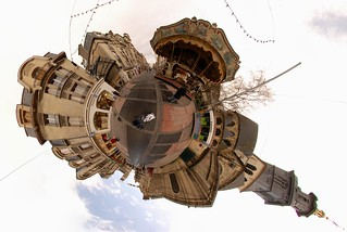Merry-go-round Planet | by Seb Przd