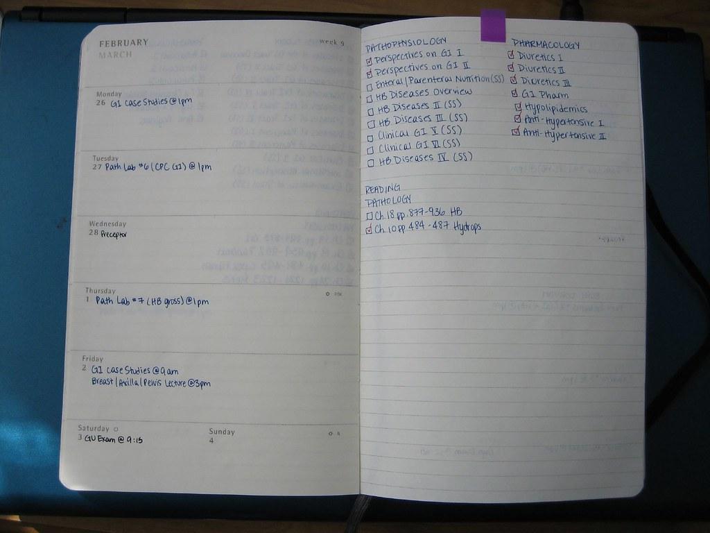 Moleskine Planner | Wendy | Flickr