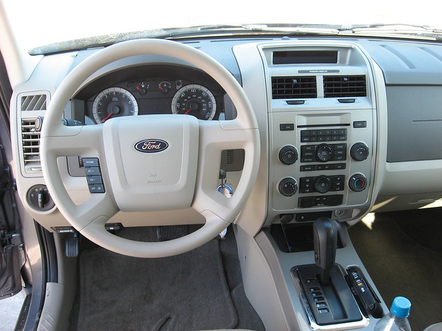 2008 Ford Escape Instrument Panel
