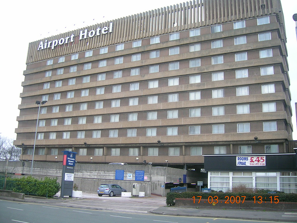 Manchester Airport Hotels And Car Parking Deals