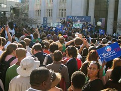 barack obama rally | oakland | by solsken