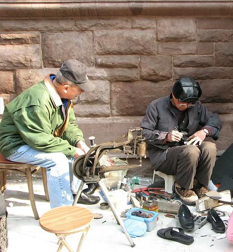 Chinatown Shoe Repair Nyc
