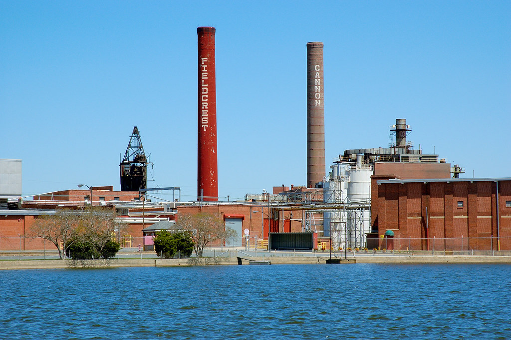 North Carolina >> Cannon Mills, Co. Plant 1 Kannapolis, NC | Dennis | Flickr