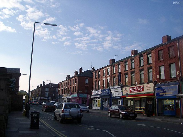 Picton Road Wavertree We Have Now Left The Old Core Of