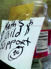 keith's child support | by Sean Durham