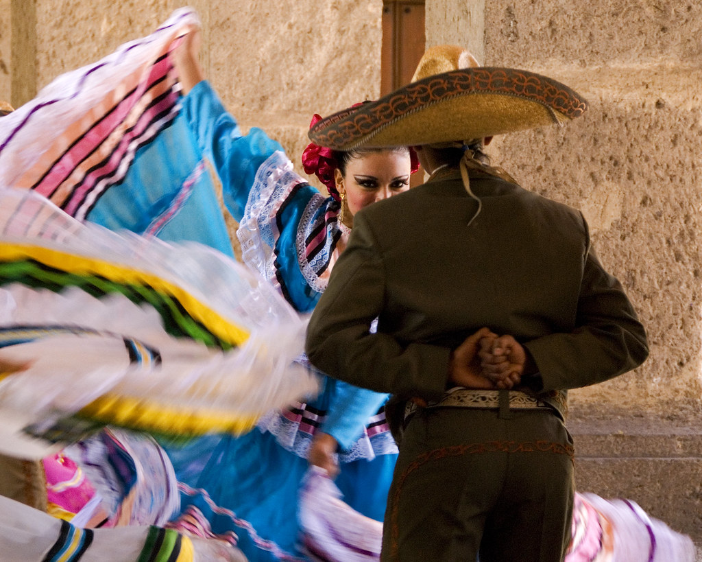 Tradional Mexican Dance