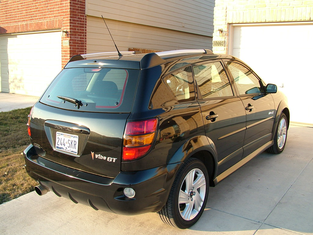2007 pontiac vibe base wagon 1 8l manual. Black Bedroom Furniture Sets. Home Design Ideas