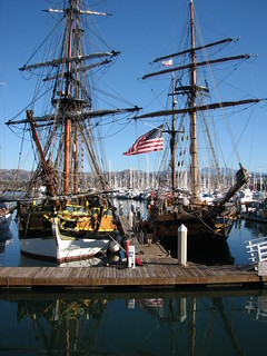 The Hawaiian Chieftain and The Lady Washington | by freeloosedirt