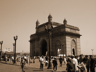 Vintage Gateway of India | by Rustoo