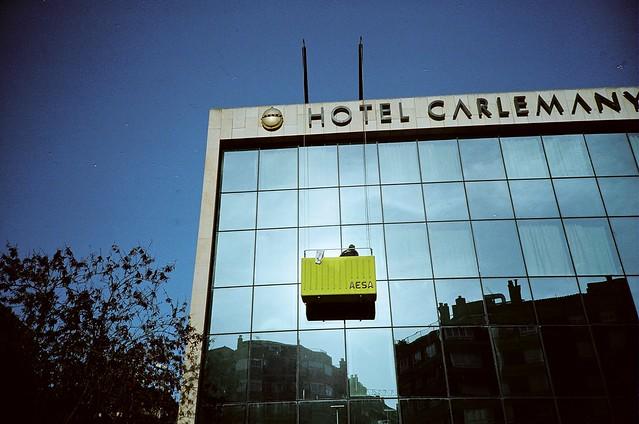 hotel carlemany: