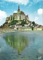 Le Mont Saint-Michel | by Genek´s cards