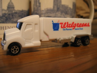 my awesome walgreens truck | by decaf